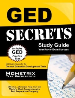 GED Secrets: GED Test Review for the General Education Development Tests