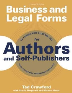 Business and Legal Forms for Authors and Self-Publishers (Paperback)