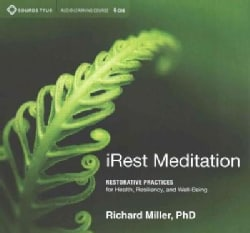 iRest Meditation: Restorative Practices for Health, Resiliency, and Well-being (CD-Audio)