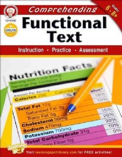 Comprehending Functional Text, Grades 6 - 8: Instruction-Practice-Assessment (Paperback)