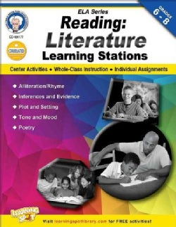 Reading, Grades 6 - 8: Literature Learning Stations (Paperback)