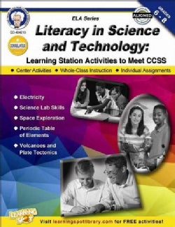 Literacy in Science and Technology, Grades 6 - 8: Learning Station Activities to Meet CCSS (Paperback)