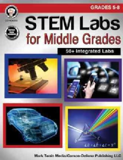 STEM Labs for Middle Grades: Grades 5 - 8 (Paperback)