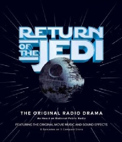Return of the Jedi: The Original Radio Drama (CD-Audio)