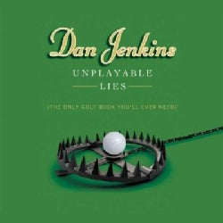 Unplayable Lies: The Only Golf Book You'll Ever Need (CD-Audio)