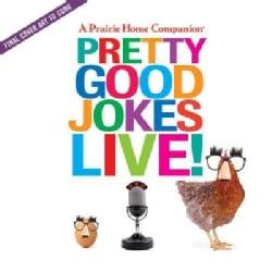 Pretty Good Jokes Live! (CD-Audio)