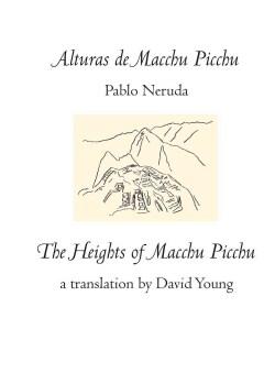 Alturas De Macchu Picchu / The Heights of Macchu Picchu (Paperback)
