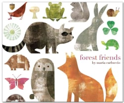 Forest Friends Quicknotes (Cards)