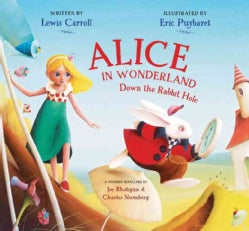 Alice in Wonderland: Down the Rabbit Hole (Hardcover)