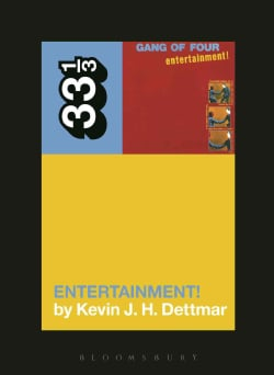 Gang of Four's Entertainment! (Paperback)