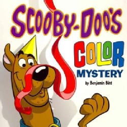 Scooby-doo's Color Mystery (Board book)