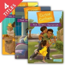 Carlos & Carmen (Hardcover)
