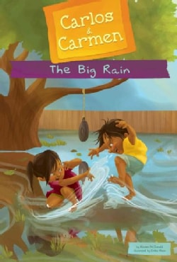 The Big Rain (Hardcover)