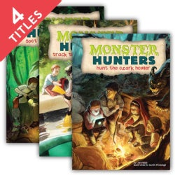 Monster Hunters (Hardcover)
