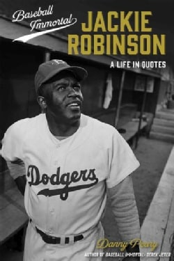 Jackie Robinson in Quotes (Hardcover)