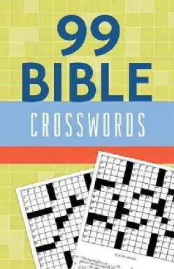 99 Bible Crosswords (Paperback)
