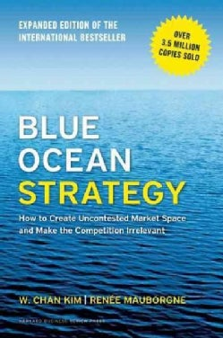 Blue Ocean Strategy: How to Create Uncontested Market Space and Make the Competition Irrelevant (Hardcover)