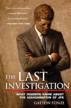 The Last Investigation (Hardcover)