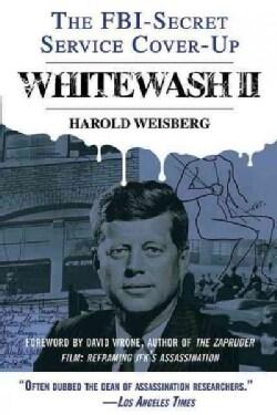 Whitewash 2: The FBI-Secret Service Cover-UP (Paperback)