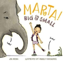 Marta! Big & Small (Hardcover)