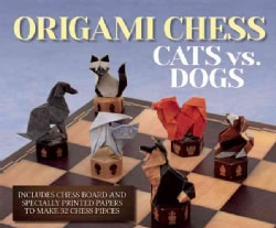 Origami Chess: Cats Vs. Dogs (Game)