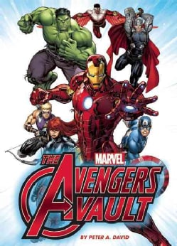 Marvel the Avengers Vault (Hardcover)