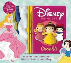 Disney Princess Crochet (Paperback)