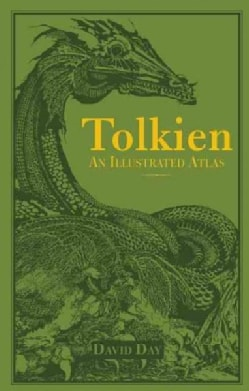 Tolkien: An Illustrated Atlas (Paperback)