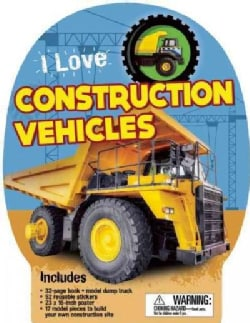 I Love Construction Vehicles
