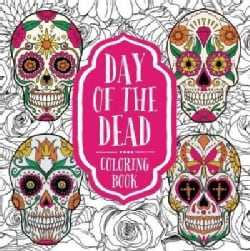 Day of the Dead Coloring (Paperback)