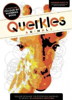 Querkles Animals (Paperback)
