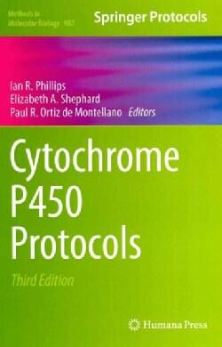 Cytochrome P450 Protocols (Hardcover)