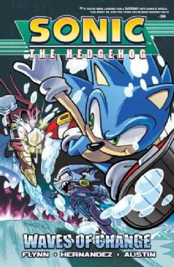 Sonic the Hedgehog 3: Waves of Change (Paperback)