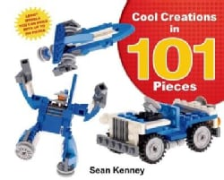 Cool Creations in 101 Pieces (Hardcover)
