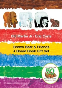 Brown Bear & Friends Gift Set (Board book)