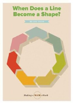 When Does a Line Become a Shape? (Paperback)