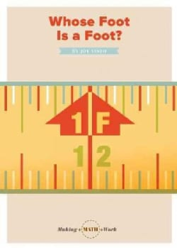 Whose Foot Is a Foot? (Paperback)