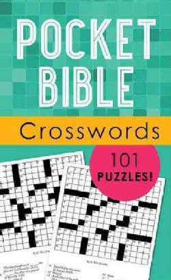 Pocket Bible Crosswords: 101 Puzzles! (Paperback)