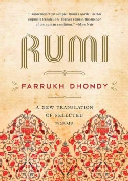 Rumi: A New Translation of Selected Poems (Paperback)