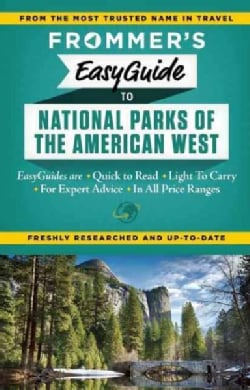 Frommer's Easyguide to National Parks of the American West (Paperback)
