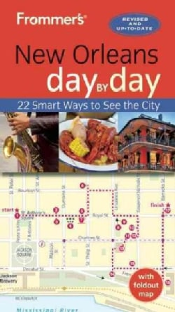 Frommer's New Orleans Day by Day (Paperback)