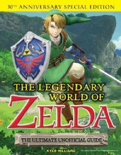 The Legendary World of Zelda (Paperback)