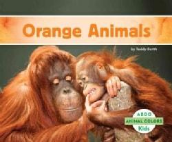 Orange Animals (Hardcover)