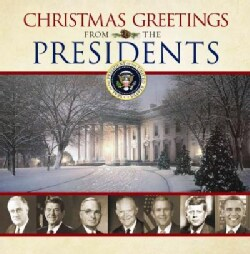 Christmas Greetings from the Presidents (Hardcover)