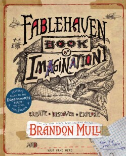 Fablehaven Book of Imagination (Paperback)