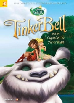 Disney Fairies 17: Tinker Bell and the Legend of the Neverbeast (Paperback)