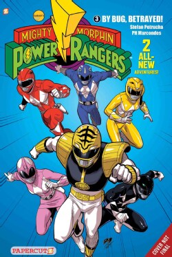 Mighty Morphin Power Rangers 3: By Bug, Betrayed! (Hardcover)