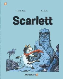 Scarlett 1: Star on the Run (Paperback)