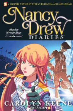 Nancy Drew Diaries 6: Monkey Wrench Blues and Dress Reversal (Paperback)