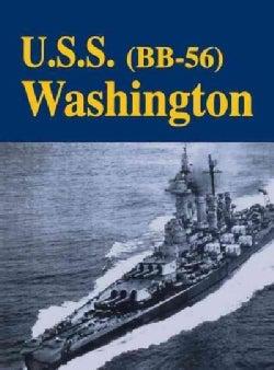 Uss Washington - Bb56 (Paperback)